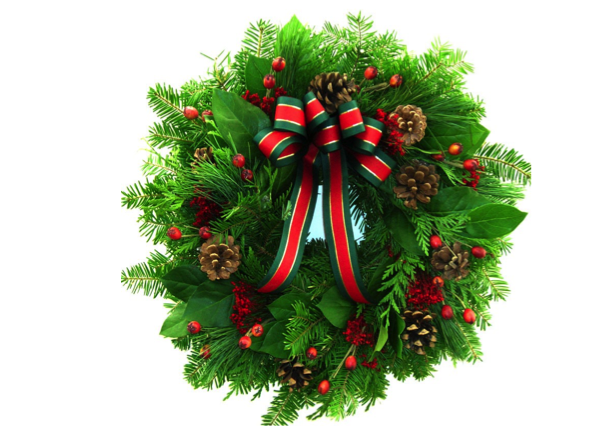 would you like to make your own christmas wreath or table decoration this year
